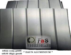 Daun Rolling Door Aluminium