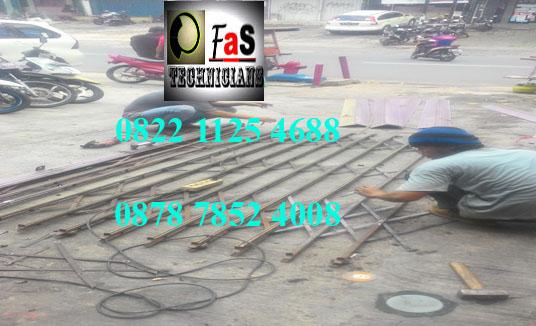 Jasa Service Folding Gate