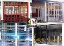 Folding Gate Harmonika