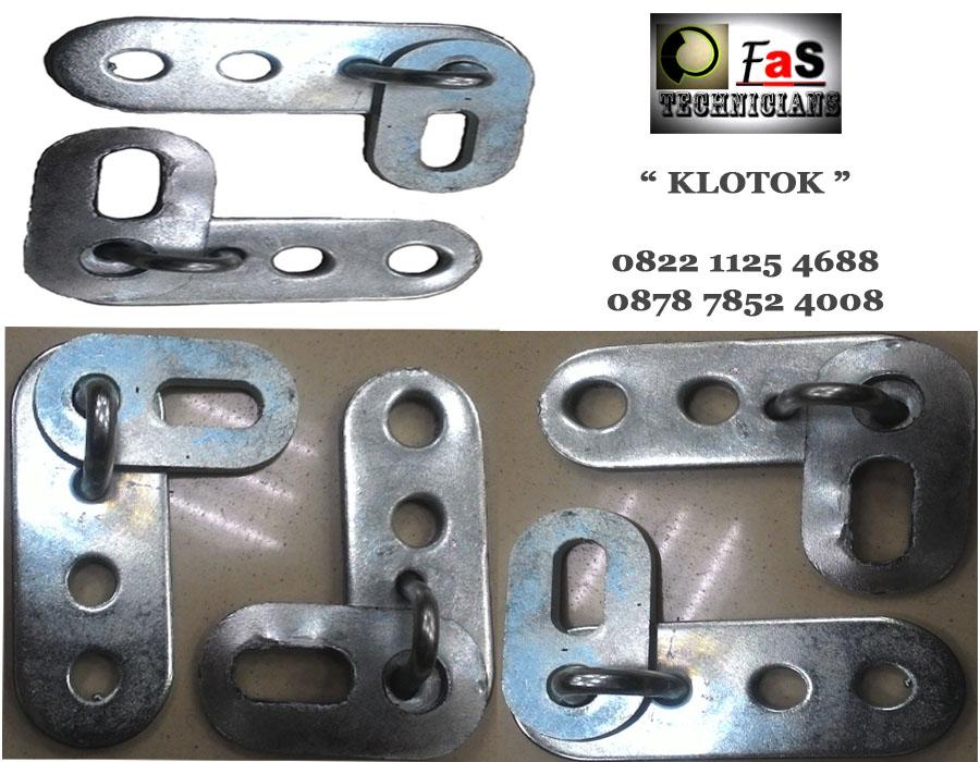Klotok Rolling Door