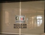 Rolling Door One Sheet full Perforate