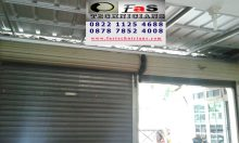 Rolling Door One Sheet, Service Rolling Door