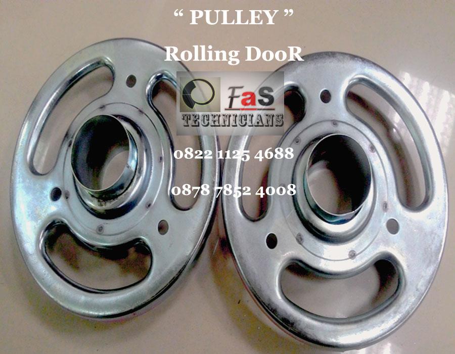 Pulley Rolling Door