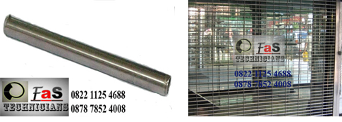 Rolling Grille Bahan Stenlies
