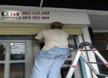 Service Rolling Door Besi