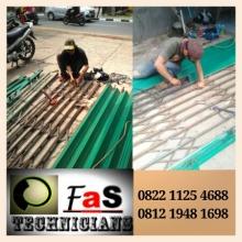Service Folding Gate Sawangan, Service Folding Gate, Jasa Service Folding Gate, Service Folding Gate Jakarta Selatan, Perbaikan pintu Folding Gate.